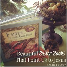 It's difficult to find Easter books that talk about the real meaning of Easter, isn't it?