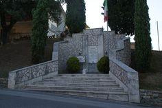 Monumento ai Caduti a Piegaro.
