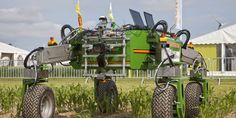 Frank Tobe, author of The Robot Report, has revealed the robots that are transforming agriculture by weeding, hay bailing, and seeding autonomously.