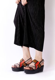 AGENT GREIPColor scheme sandals #shoestagram#shoes #kicks#cute #girl #fashion #love#color#sandals #coordinate#beautiful #instagood#シューズ #サンダル #コーディネート