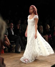 Wedding dress Ida Sjöstedt SS 2013