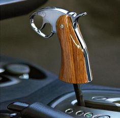 What about a shotgun for my Jeep? Pistol grip shifter why not.) I want one for the Jeep! But I want one of a Colt Supercars, Cars Vintage, Automobile, Vw Mk1, Future Trucks, Buggy, 4x4 Trucks, Diesel Trucks, Truck Accessories