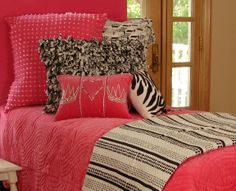 tween bedding | Tween/Teen Bedding | Queen of Hearts Bedding - Sweet and Sour Kids