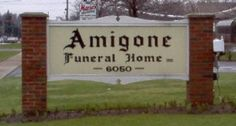 Amigone Funeral Home, with several locations in New York State.