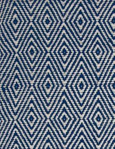 Ashford Rug - Indigo Natural - Hook and Loom - Attractive, affordable rugs, hand-woven in a range of eco-friendly colors. 9x12 is $385!