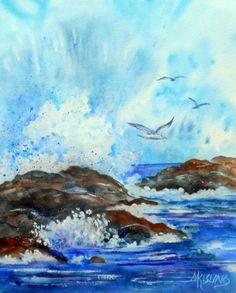 """""""Sea Sounds"""" by Martha Kisling"""