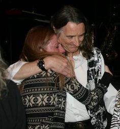 Meeting Roger Hodgson (Supertramp) for the first time - Temecula Cali. - 2011