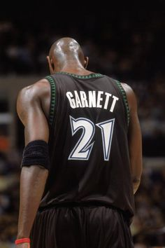 Kevin Garnett-Minnesota Timberwolves #21