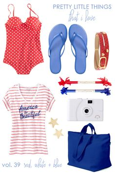 What to Wear: July 4th Edition!