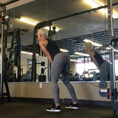 """2,557 Likes, 89 Comments - Jessie Hilgenberg (@jesshilgenberg) on Instagram: """"Cable Pull-throughs aren't used nearly enough - you can incorporate them into your leg workouts to…"""""""