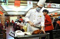 왕부정 전취덕에서 맛본 베이징덕 풀코스 요리