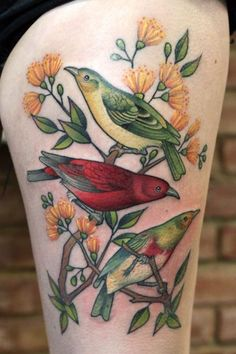 By Crispy Lennox, Black Garden Tattoo
