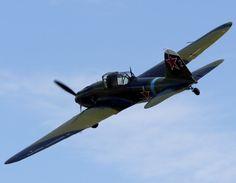 Ilyushin IL-2 Sturmovik Flyby 6 by shelbs2