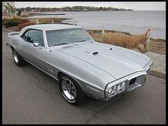 1969 Pontiac Firebird - Mecum Auction (sold, $35,000, January 2014)