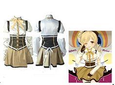 Puella Magi Madoka Magica Mami Tomoe cosplay costume Mister Bear http://www.amazon.com/dp/B010KKB3O6/ref=cm_sw_r_pi_dp_5.UIwb1PPS2B6