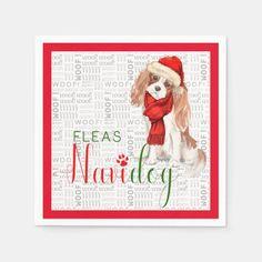 Christmas Cocker Spaniel Dog Fleas Navidog Napkins   cocker spaniel poodle, american cocker spaniel, american cocker spaniel puppies #cockerspaniellove #cockerspanielstage #cockerspanielinglese, back to school, aesthetic wallpaper, y2k fashion Black Cocker Spaniel Puppies, Golden Retriever Cocker Spaniel, American Cocker Spaniel, Ecru Color, Fleas, Aesthetic Wallpapers, Art For Kids, Napkins, Pet Supplies