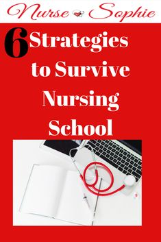 There are 6 principal strategies that every nursing student should adopt to survive nursing school. You must be organized, know your learning style, and. Engage In Learning, Learning Objectives, Test Taking Skills, Nursing Information, Nclex Exam, Nursing Process, All Nurses, Lab Values, Fundamentals Of Nursing