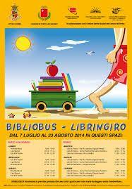 Biblioteca itinerante sul lungomare di Porto san Giorgio. info: 0734/680256