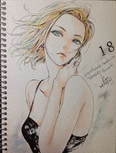 androide 18