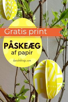 Diy Easter Decorations, Origami, Crafts For Kids, Inspiration, Creative, Danish, Ideas, Design, Easter Activities