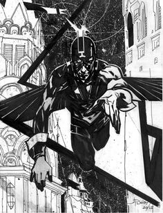 Black Bolt by John Paul Leon *