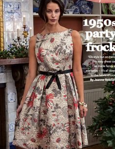 Free dress patterns | Lovely