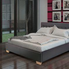 łóżko Francesca by Materasso dostępne w firmie Doria w Warszawie.