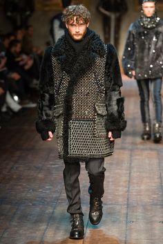 Dolce & Gabbana Fall 2014 Menswear Collection Photos - Vogue