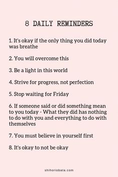 8 Daily Reminders - Read for 61 daily reminders for any day dailyreminders quotes selflove InspirationalQuotes 734016439252257280 Motivacional Quotes, Quotes Dream, Motivational Quotes For Women, Daily Quotes, Words Quotes, Life Quotes, Positive Inspirational Quotes, Life Happens Quotes, Drake Quotes