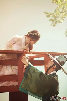 Moonlight Drawn by Clouds Love In The Moonlight Kdrama Wallpaper, Moonlight Drawn By Clouds Wallpaper, Korean Drama Best, Korean Drama Movies, Korean Dramas, Harley Quin, Legend Of The Blue Sea Kdrama, Kim Joo Jung, Drama 2016