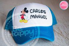 Gorras personalizadas Bucaramanga - Mickey Mouse