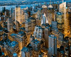 Times Square from Above, New York / RBudhu