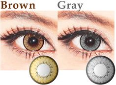 The best color contacts designed for dark brown eyes have a vibrant, opaque pattern with a blending gradient in the centre. Find out more >> http://www.eyecandys.com/blog/colored-contacts-for-brown-eyes/
