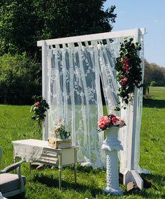 Ideas Para, Arch, Photo Shoot, Classic, Wedding, Dekoration
