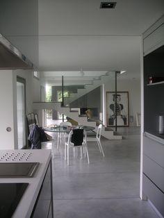 escalera abierta polosequeros arquitectos