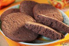 Шоколадное печенье на белках 1 - рецепты с фото на vpuzo.com Banana Bread, Desserts, Food, Meal, Deserts, Essen, Hoods, Dessert, Postres