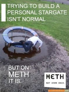 Image - 61137] | X Isn't Normal, But on Meth It Is | Know Your Meme