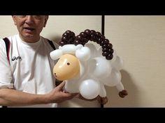 (19) #0071 羊 a balloon sheep - YouTube