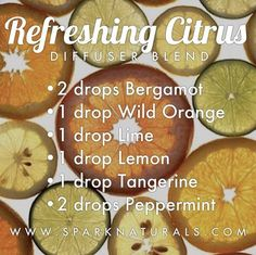 Refreshing Citrus