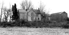old farm house with huge barn...lived there back in the 1970s...me and a bunch of hippies......sadly it is gone now.....