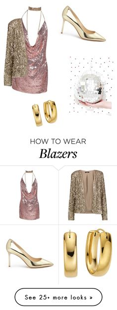 """Untitled #1"" by liloandstitchfan on Polyvore featuring Jimmy Choo and Tart"
