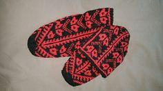 Priglavke. Bosnian socks. Knitted