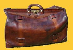 Antique Leather Travel bag