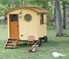 Rustique Tiny House par Güte | Tiny House France