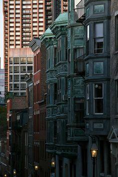 A Walking Tour of Beacon Hill  #boston #bostontravel
