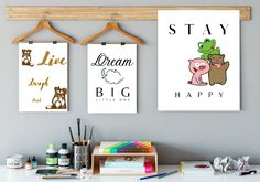 Stay Happy Wall Art, Instant Download Printable Poster Kids Room Decor .This wall art would suit every kids room perfectly. Now in my Etsyshop available.#printableart #wallart #kidsroom #playroomwallart #aminalswallart #nursery #stayhappy #mumlife #minimalist #minimalistwallart #instantdownload #picoftheday #kidsbedroom Printable Poster, Printable Animals, Stay Happy, Animal Decor, Kidsroom, Nursery Wall Art, Designer, Minimalist, Room Decor