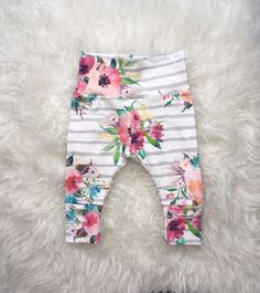 Baby Girl Leggings, Newborn Outfits, Joy, Etsy Shop, Trending Outfits, Floral, Shopping, Fashion, Moda