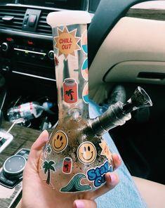 bong custom for sale Weed Girls, 420 Girls, Cool Bongs, Stoner Art, Puff And Pass, Summer Aesthetic, Teenage Dream, Smoking Weed, Trippy