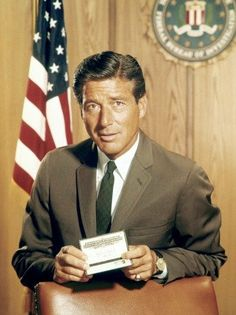 Efrem Zimbalist Jr (Best known for his role in The FBI) November 30, 1918 – May 2, 2014