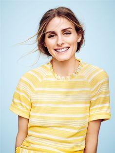 Olivia Palermo, estilosa embajadora de la colección de Max&Co primavera-verano…